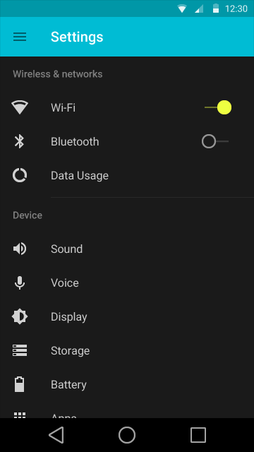 android_L_settings_ultimato