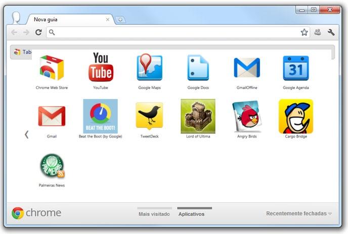 Estensioni Chrome disattivate