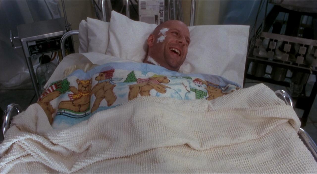 L'esercito delle 12 scimmie - Bruce Willis