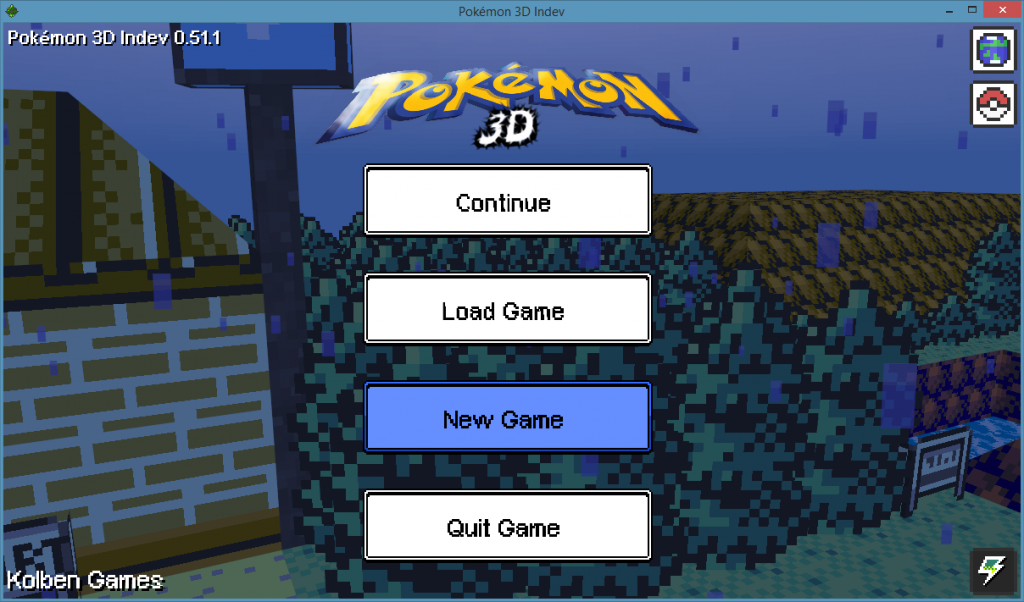 pokemon 3D sul pc