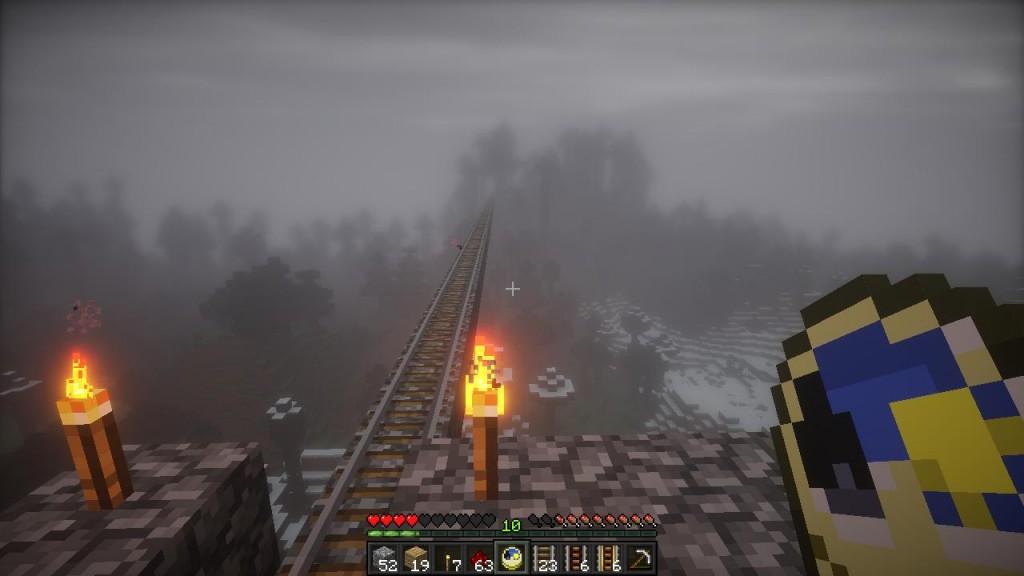 minecraft fog