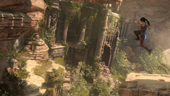 The Rise of Tomb Raider